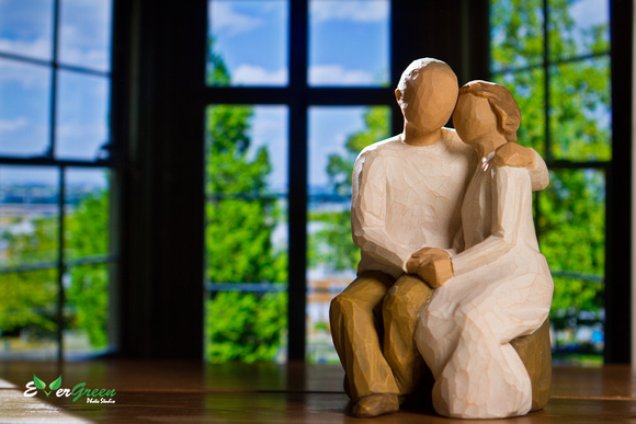Anniversary Willow Tree® sculptures