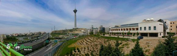 Tehran - Milad Tower